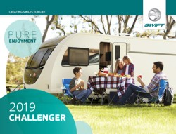 2019 Swift Challenger brochure