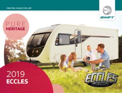 2019 Swift Eccles brochure