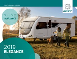 2019 Swift Elegance brochure